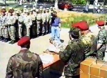 Особенности спецподразделений на примере Отряда специального назначения внутренних войск «Витязь»