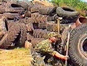 Нейтрализация снайпера противника. Высвечивание снайпера