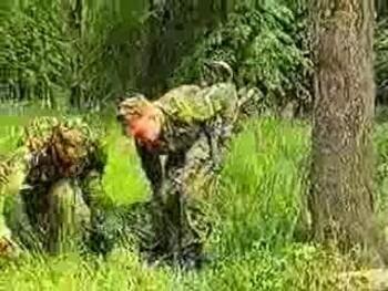 Нейтрализация снайпера противника. Использование его просчётов