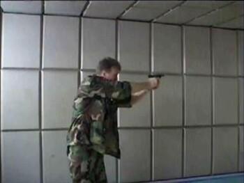 Наработка техники стрельбы с места. «Мозамбикское упражнение» или упражнение на случай промаха