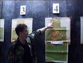 Наработка техники стрельбы с места. Техника стрельбы «ФЛЭШ».