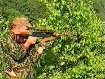 Нейтрализация снайпера противника. Защита от снайперского террора