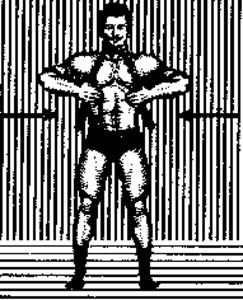 Юрий Шапошников. Секреты атлетизма. Часть 1