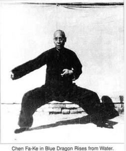 Peter Shizeng. Высокий уровень мастерства Чэнь Факэ