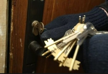Квартирные кражи. Истории из сети