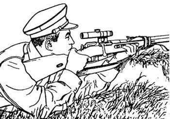 Библиотека портала. Алексей Ардашев. Снайперская война.  Часть 2