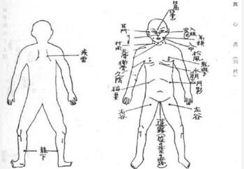 Библиотека портала. Валерий Момот. Анатомия жизни и смерти. Жизненно важные точки на теле человека. Часть 3